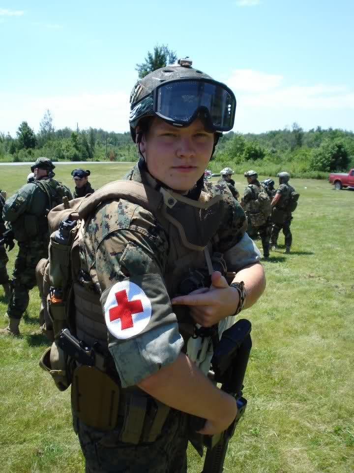 Traumatologia wojskowa