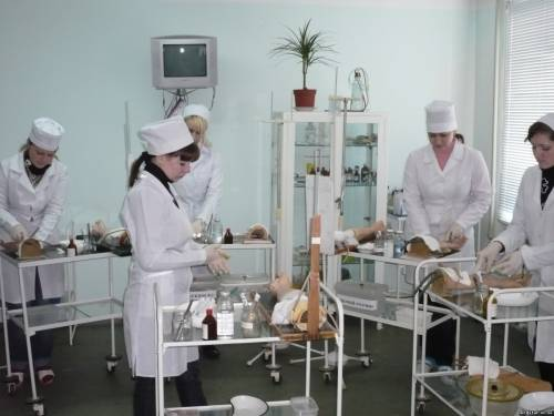 Старобельский медицинский колледж 2
