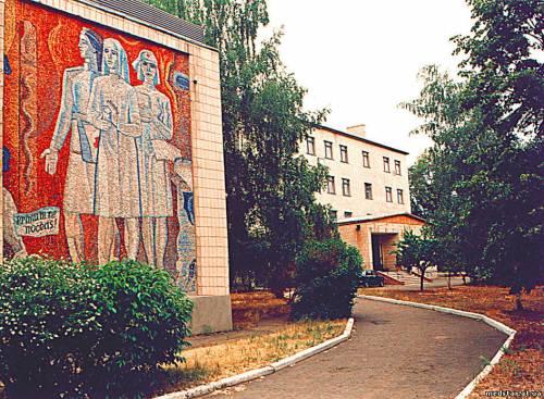 Старобельский медицинский колледж