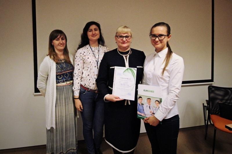 Cтажировка по специализации на базе Варшавского медицинского университета