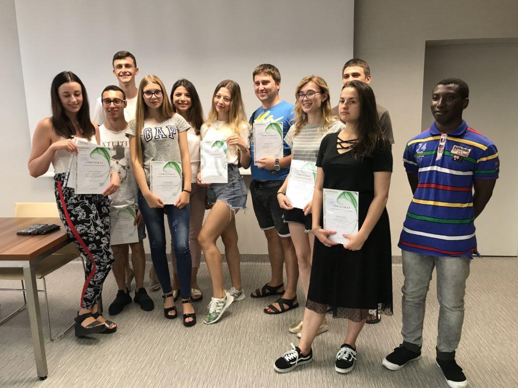 Praktyka letnia dla studentów 4 – 24 sierpnia 2018 r.
