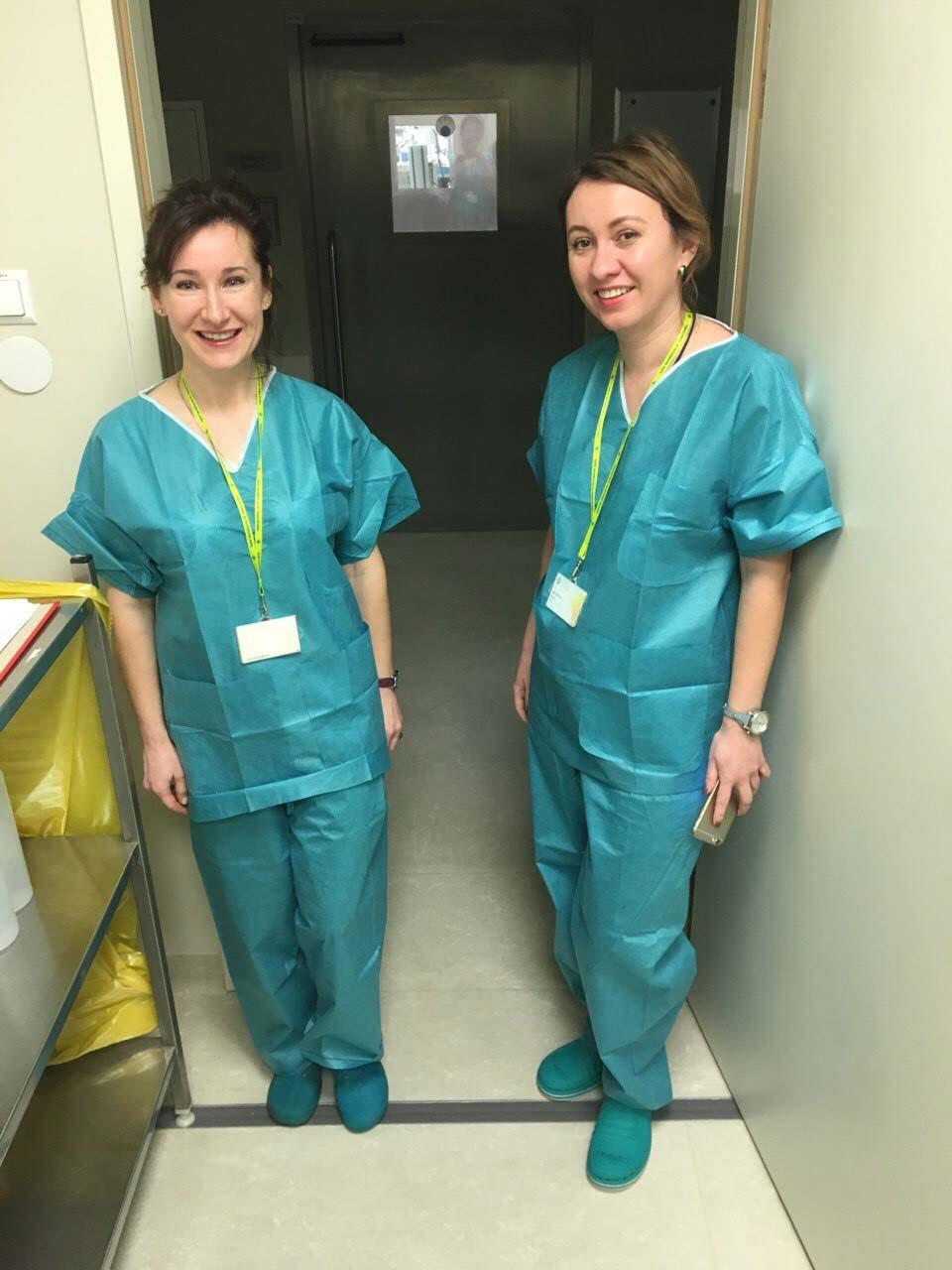 Стажировка Польше акушера-гинеколога