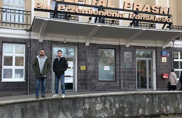 Хірургія в Польщі: яка вона? Відгук про стажування Максима Іванника, хірурга-проктолога