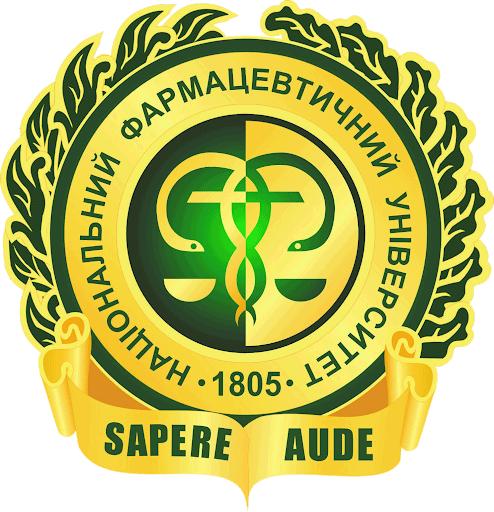 Логотип национального фармацевтического университета